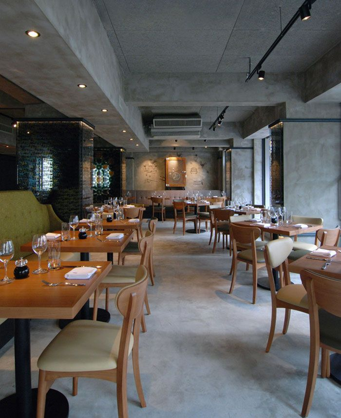 Interior Bring Your Home Cohesive And Sophisticated Look: Best 25+ Vintage Restaurant Design Ideas On Pinterest