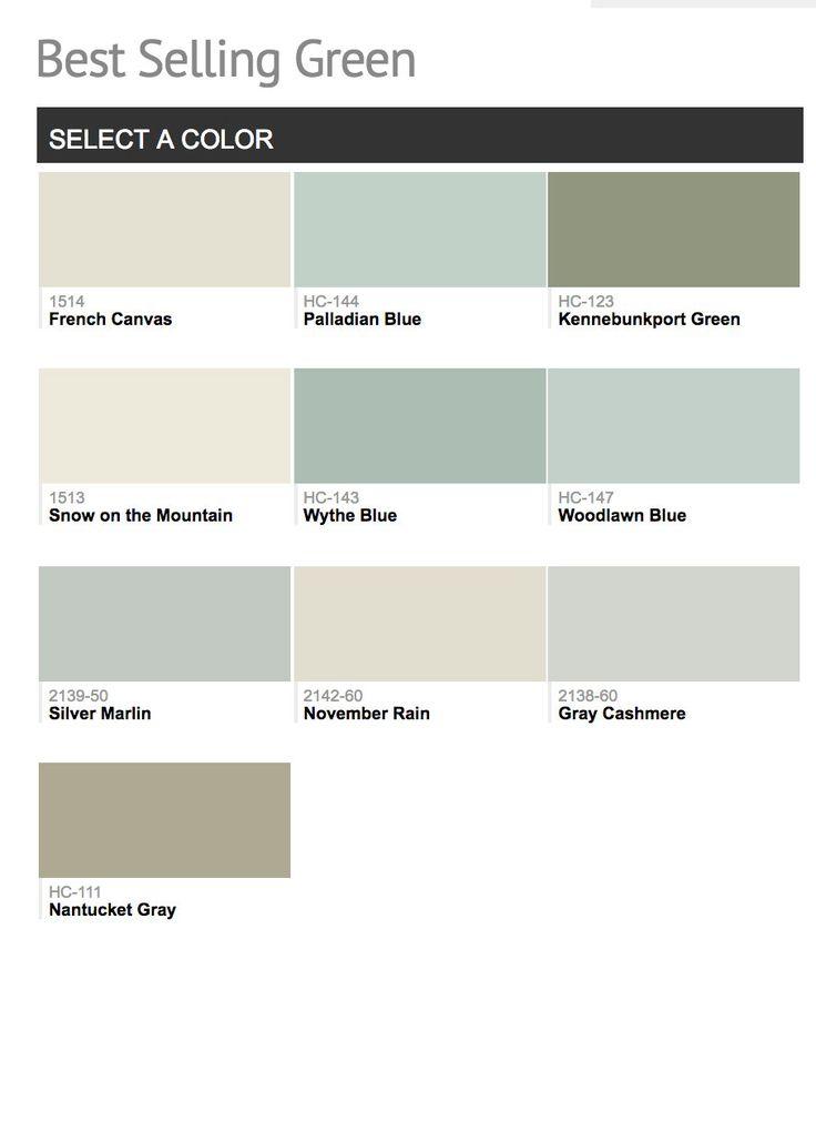 1278 Besten Pick A Paint Color Bilder Auf Pinterest