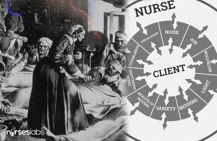Florence Nightingale - Environmental Theory - Nurseslabs