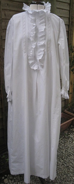 Victorian Nightgown
