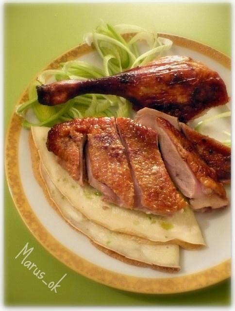 На кухне у МаруськА - НГ трай: утка по-пекински (насколько это можно воплотить в домашних условиях Северо-Запада России)