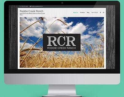 """Check out new work on my @Behance portfolio: """"Roddie Creek Ranch"""" http://be.net/gallery/38019319/Roddie-Creek-Ranch"""