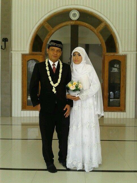 Rifky &Indah Wedding muslim