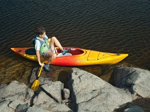 How to get in and out of a Kayak without falling into the water. | Tactical Gear Zone