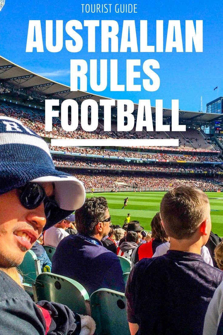 Australian rules football is a must see activity when travelling in Melbourne Australia. We show you all you need to know to get to a game.