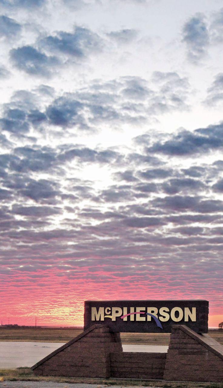 McPherson Kansas. USA. Photo by Aaron Koehn.