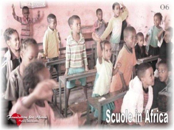 "Campagne Informative e di Sensibilizzazione ""Scuole e Istruzione in Africa"" - https://www.facebook.com/Foundation4Africa/photos/a.655838154488546.1073741830.655775184494843/829732867099073/?type=3&theater"