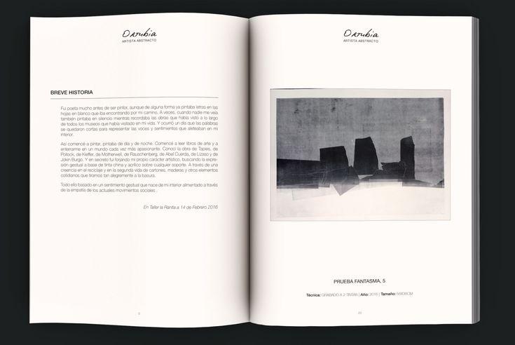 Juanjo Ortubia | Bea Camargo, diseñadora gráfica