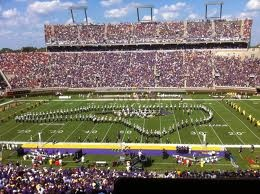Marching Pirates ECU, that is amazing!
