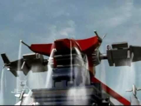Power Rangers Operation Overdrive - Ronny on Empty, Part 1 - Battlefleet...
