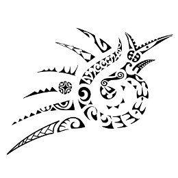 Tatuaggio di Sole a spirale, Vita, nuovo inizio tattoo - TattooTribes.com