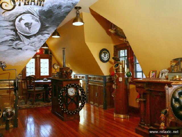 Arredamento steampunk ~ Steampunk bedroom yo ville decor bedrooms