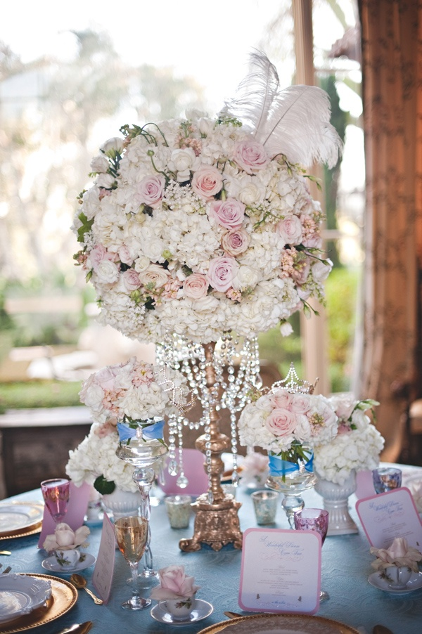 Ideas For A Cinderella Themed Wedding