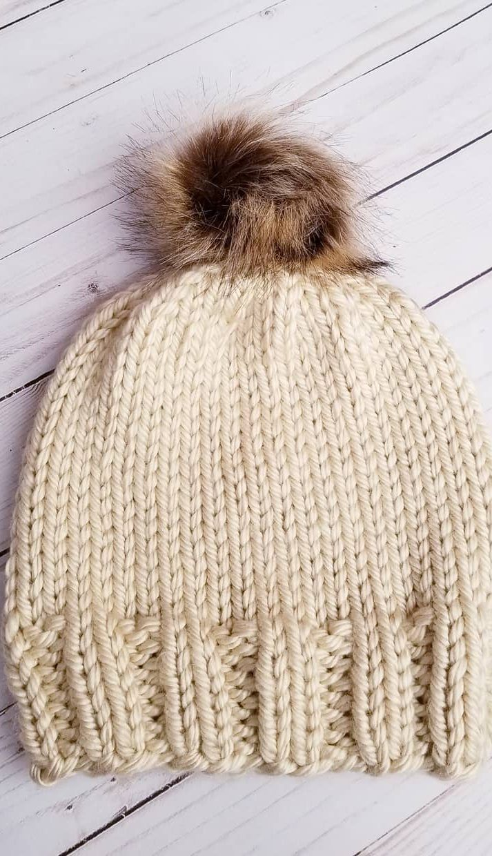 Belleza Patrones de sombrero de ganchillo gratis para principiantes ...