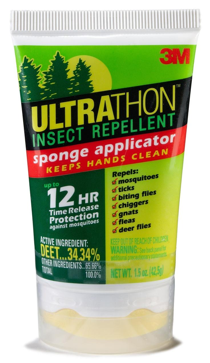 3M Ultrathon Sponge-Top Insect Repellent - 34 Percent DEET - 1.5 oz. at REI.com