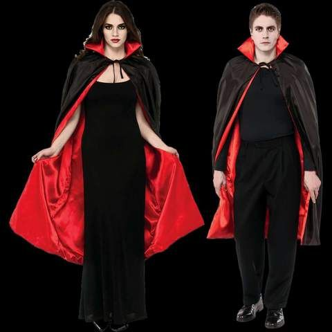 how to make a vampire cape