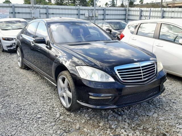 2008 Mercedes Benz S 550 For Sale Fl Miami Central Salvage