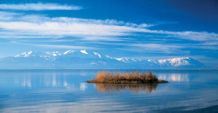 Eğirdir Lake -Turkey
