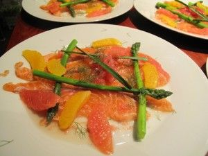 A cure for Norwegian salmon (and possibly hangovers)