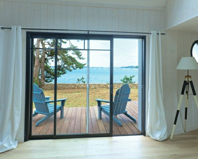 baie vitre 6 mtres prix baie vitree metres magnifiques. Black Bedroom Furniture Sets. Home Design Ideas