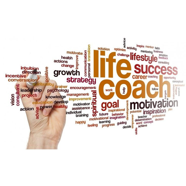 The best LIFE COACH ever!