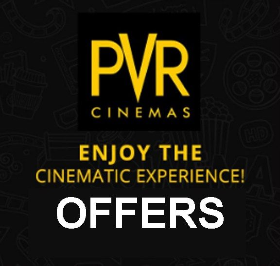 PVR Cinemas Offers and Promo Codes 2017
