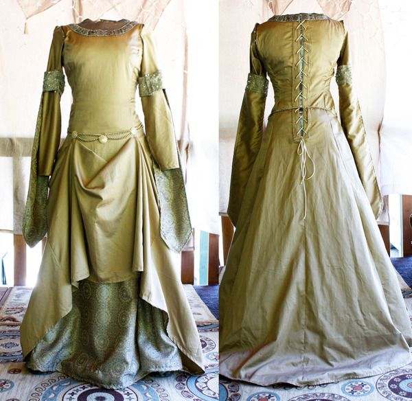 Renaissance Wedding Dress Costume History Mccall S By Heychica: Cosplay And Historical Sewing Patterns