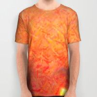 Tramonto All Over Print Shirt by Marco Consiglio