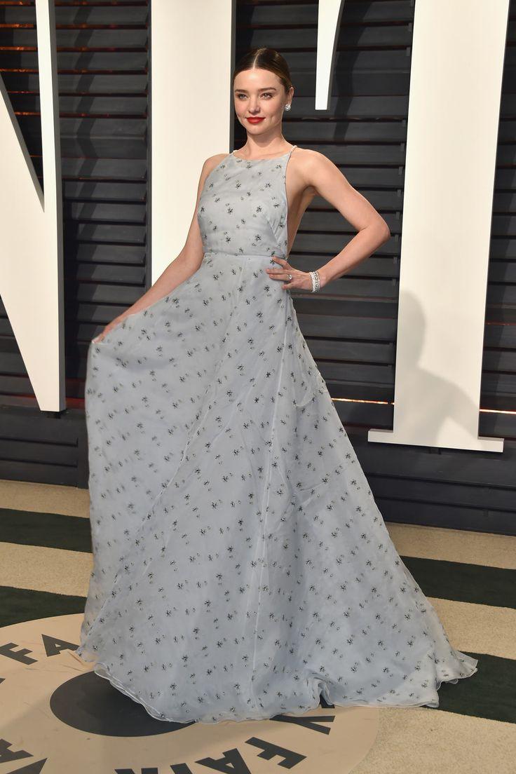 Miranda Kerr Miu Miu tarafından – PostParty Oscar 2017