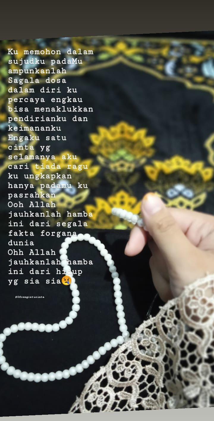 Quotes Kekuatan doa, Katakata indah, Sajadah