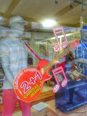 Banda de Rock en #Cartago, #BuenaMarJeansRockBand's Almacén Oporto  #Pereira