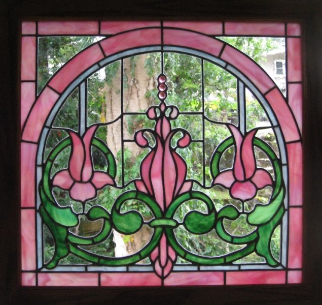 17 best images about stained glass quilts on pinterest for Victorian stained glass window film