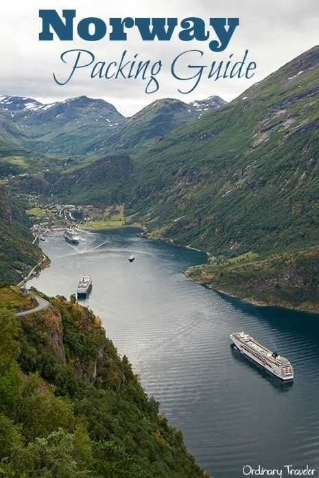 Norway Travel Packing Guide