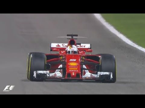 F1 2017 — (bonus)Bahrain Grand Prix | Full Race Highlights -