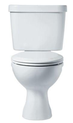Armitage Shanks Sandringham Toilet To Go White (L)655 x (W)450 x (D)770mm, 5017830441847