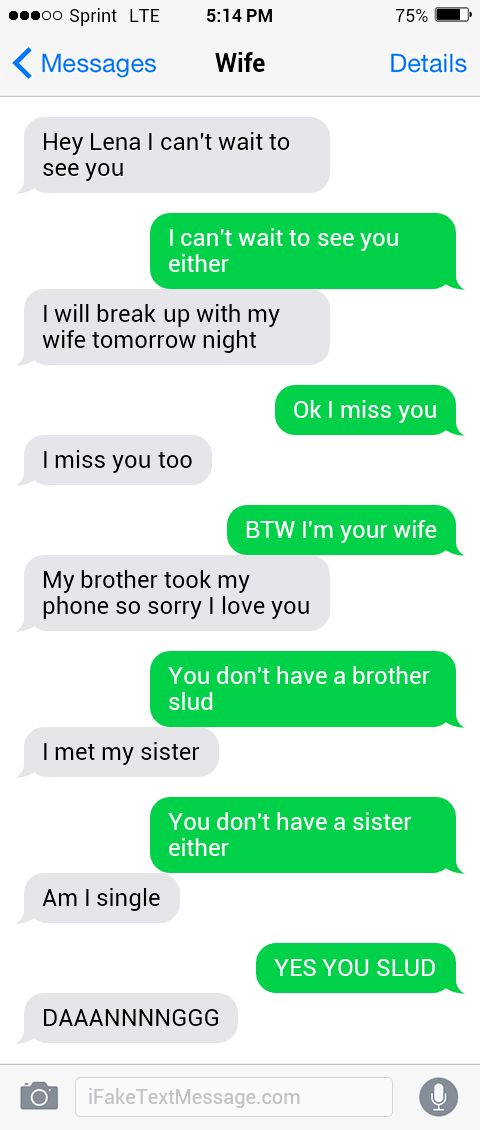 how to create fake text