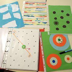 Les Clés de la Maternelle - Des dispositifs pédagogiques - Le recueil de graphisme... sans fiches