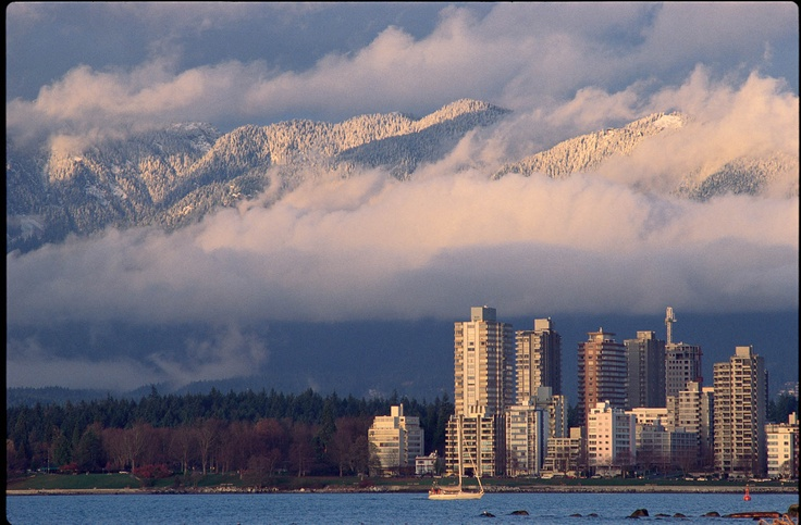 Vancouver Mountains