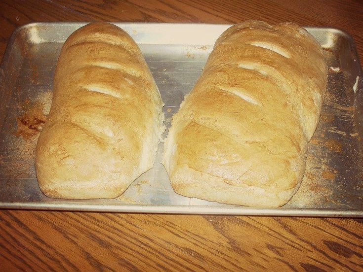 French Bread with a KitchenAid Mixer | Recipe (With images ...