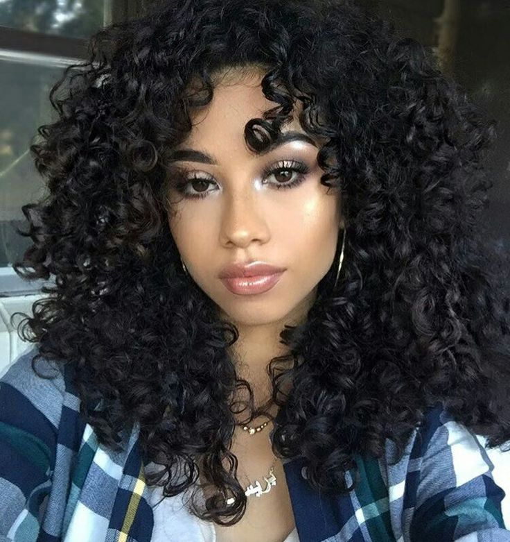 natural curly hair ideas