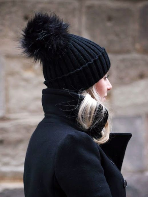 A Winter Hat That Will Keep You Warm And Stylish