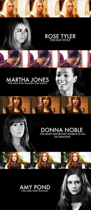 : The Doctors, Doctorwho, Rose Tyler, Doctors Companion, Martha Jones, Dr. Who, Doctors Who Companion, Amy Ponds, Donna Noble