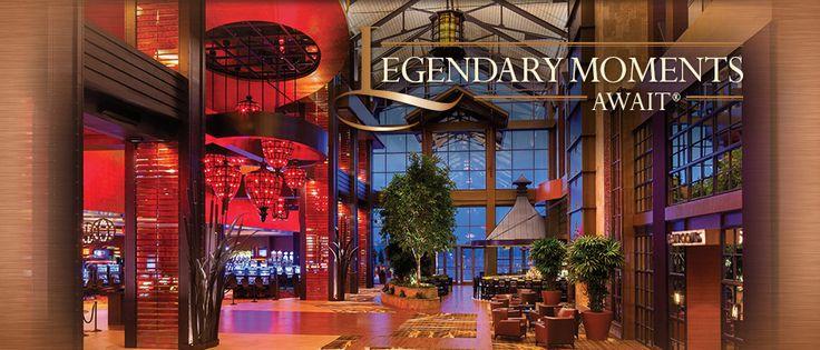 Baton Rouge Casino Hotel | Louisiana » L'Auberge