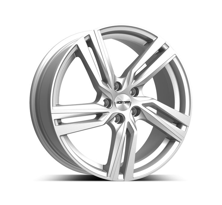 Arcan Silver Professional Alloy wheel / Cerchio in lega professionale Arcan Silver Side