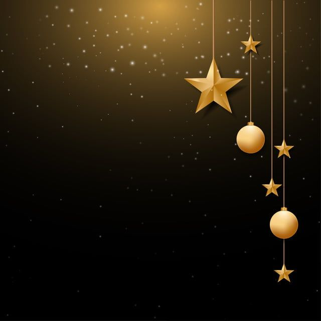 Christmas Background With Gold Christmas Ball And Star And Space For Text Vector Illustration Gold Glitter Background Glitter Background Christmas Background Best of gold christmas wallpaper for