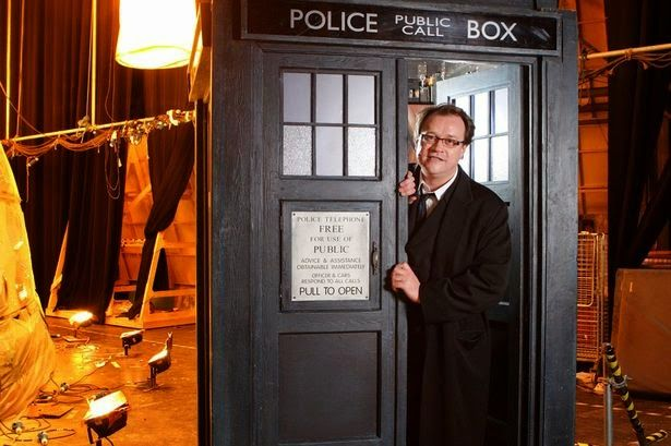 RUSSELL T DAVIES - The man who gave DOCTOR WHO the kiss of life - Warped Factor - Daily features & news from the world of geek