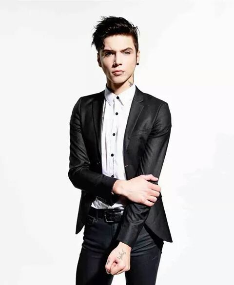 andy biersack suit - Google Search