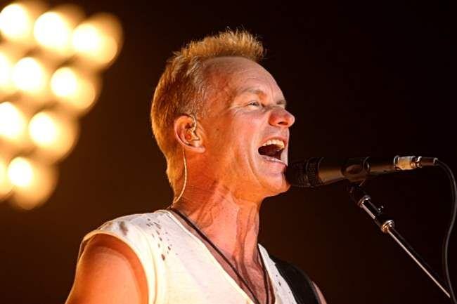 Sting - Ian Yates