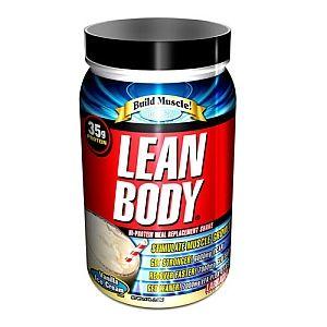 Hi protein meal replacement shake vanilla ice cream labrada gnc
