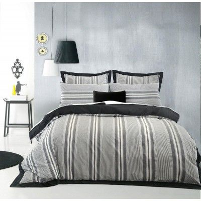 Valleta 100% Cotton T180 Thread Duvet Cover Set